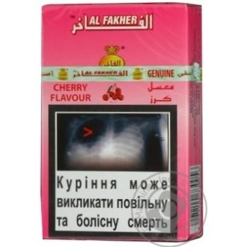 Табак для кальяна Al Fakher вишня 50г - купить, цены на Фуршет - фото 1