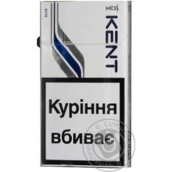 КЕНТ HD SLIMS БЛУ