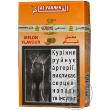 Табак Al fakher Melon Flavour для кальяна 50г - купить, цены на Фуршет - фото 2