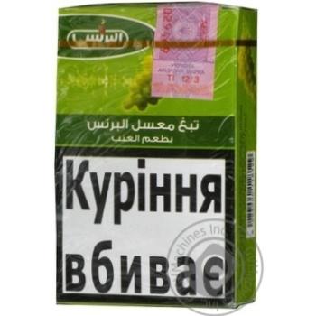 Тютюн для кальяну Al-Waha Molasses Принц Grape 50г