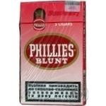 Сигари Phillies Blunt Strawberry 5шт