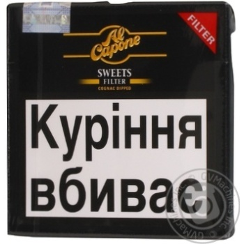 Сигара Al Capone Sweets Filter - купити, ціни на Novus - фото 6