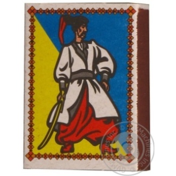 Matches Pinskdrev 10pcs - buy, prices for Novus - image 1