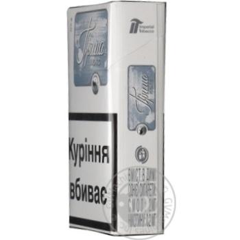 Сигареты Прима Люкс cрибна - купить, цены на МегаМаркет - фото 2
