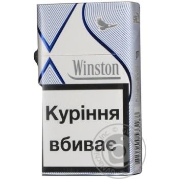 Сигареты Wиnstоn XStyle Blue - купить, цены на Фуршет - фото 2