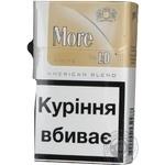 Цигарки Мор Вайт 25г Україна