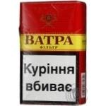 Сигареты Ватра тверд.упаков Филип Моррис пачка