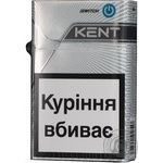 Цигарки Kent iSwitch SILVER