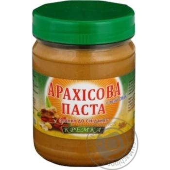 Паста арахис 250г Украина