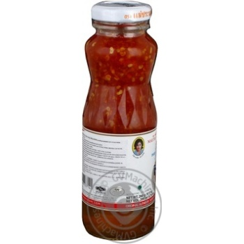 Соус Maepranom brand Солодкий чилі 260г - купити, ціни на Ашан - фото 2