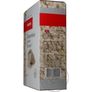Oat Marka promo Extra oat 800g cardboard packaging - buy, prices for Novus - image 4