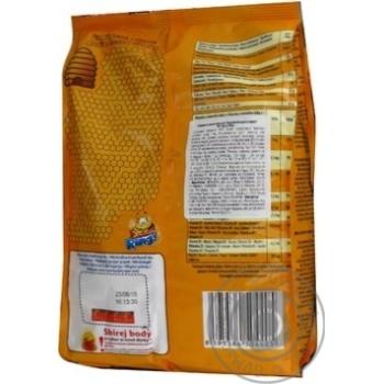 Сніданок сухий готовий Зернові кільця з медом Bona Vita 375г - купить, цены на Novus - фото 4