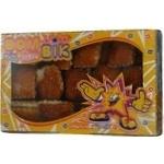 Печиво листкове Бом-Бік Незвичайне з кунжутом 250г