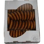Печиво вівсяне Чайне Marka Promo 1кг - купить, цены на Novus - фото 1