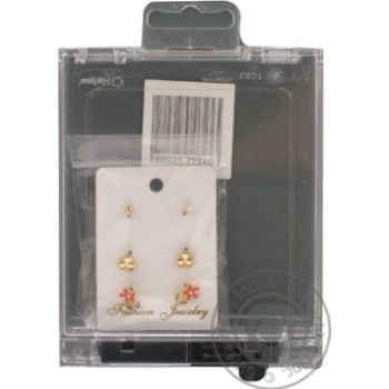 Сережки NJ-039 Angel accessories - купить, цены на Novus - фото 1