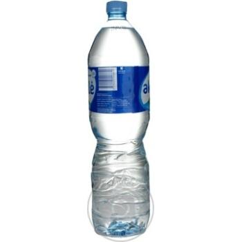 Вода Аквиль негазированная пластиковая бутылка 1500мл Литва - купить, цены на Novus - фото 4
