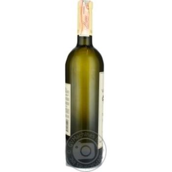Вино Schuchmann Wines Georgia Vazisi Tsinandali белое сухое 13% 0,75л - купить, цены на Novus - фото 3