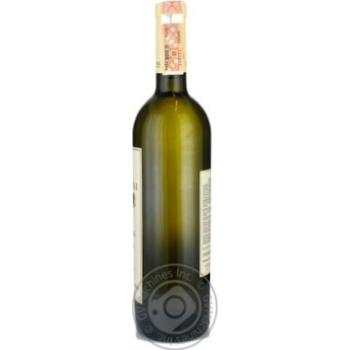 Вино Schuchmann Wines Georgia Vazisi Tsinandali белое сухое 13% 0,75л - купить, цены на Novus - фото 4