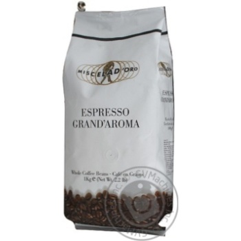 Coffee in grains 1000g Italy