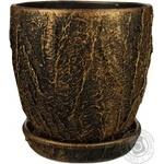 Pot ceramic for flowers 1800ml