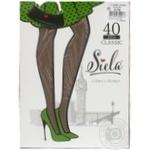 Колготи жіночі Siela Classic 40 glase-3