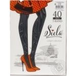 Tights Siela nero polyamide for women 40den Ukraine