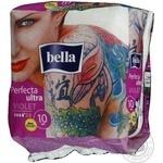 Прокладки гігієнічні Bella Perfecta Ultra Violet Tattoo deo fresh 10шт - купить, цены на Novus - фото 6