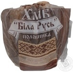 Bread Kulynychi White rus scalded 350g Ukraine