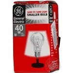 Bulb General electric e14:е14 40w 1000hours - buy, prices for Novus - image 1