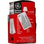 Bulb General electric e14:е14 40w 1000hours - buy, prices for Novus - image 4