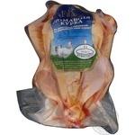 Тушка курятина домашня Фаго охолоджена свіжа у вакуумній упаковці від 1500г Україна