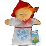 Toy Kopitsa Red riding hood for children