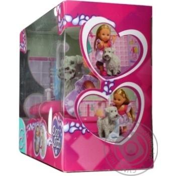 Кукла Simba Эви и набор для купания собак - купить, цены на МегаМаркет - фото 5