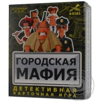 City mafia Card game - buy, prices for Novus - image 2
