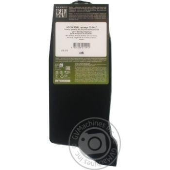 Носки мужские DiWaRi Bamboo 000 черный р.29 шт - купить, цены на Novus - фото 3