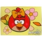 Килимок для дитячої творчості Cool for School Angry Birds AB03694