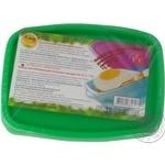 Контейнер пищевой Пластторг прямоугольный 1л набор 3шт