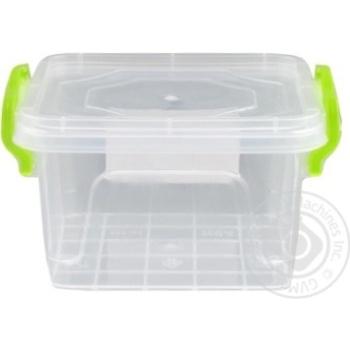 Контейнер пищевой Minibox №1 с крышкой 0,4л - купить, цены на Таврия В - фото 2