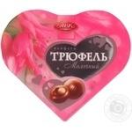 Цукерки Трюфель мол.АВК 145г