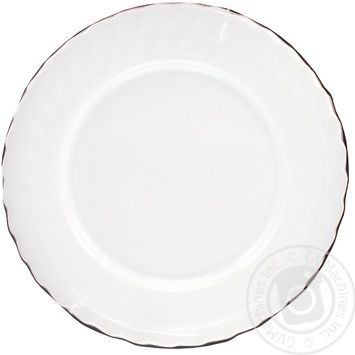 Luminarc Trianon stand plate 27cm - buy, prices for Metro - photo 1