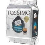 Coffee Tassimo ground 112g
