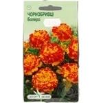 Насіння Елітсортнасіння Квіти Чорнобривці Болеро 0,5г