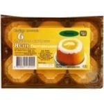 Egg Lux chilled c0 6pcs