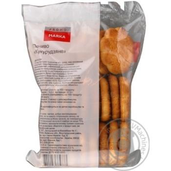 Печиво кукурудзяне Promo Marka 400г - купити, ціни на Novus - фото 5