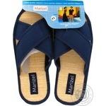 Обувь мужская Marizel комнатная Yan 594 - купить, цены на Фуршет - фото 1