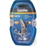 Ліхтар Camelion Led15-1R матове срiбло