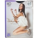 Tights Intuitsia polyamide for women 40den 5size