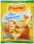 Пюре картофельное Роллтон со вкусом мяса 37г