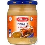 Mustard Olkom Russian 250g