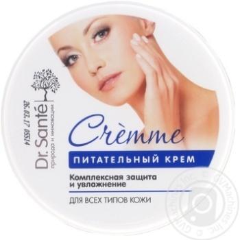 Крем Dr. Sante Cremme питательный 100мл
